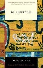 Modern Library Classics Ser.: De Profundis by Oscar Wilde (2000, Paperback,...