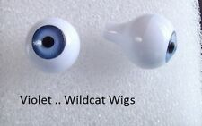 Doll EYES 12mm Crystal Pup Fits HUJOO JAKE!  .VIOLET