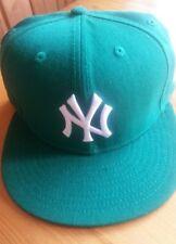 Green NEW ERA New York Cap Taglia 7 1/8 (56.8cm)