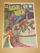 STAR TREK #40 VG (4.0) GOLD KEY COMICS SEPTEMBER 1976