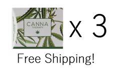 CANNA THERAPY - Anti Age Bio Cannabis Face Cream 50 ml - 3 pcs. Free Shipping!