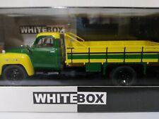 Camión Chevrolet C6500 1958 Whitebox 1:43