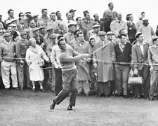 ARNOLD PALMER 1961 British Open - 8x10 Photo - Royal Birkdale Golf Picture 05
