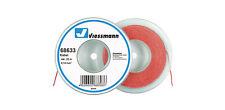 Viessmann 68633 H0-Z Litze/Kabel 25m rot 0,14 qmm NEU OVP ,