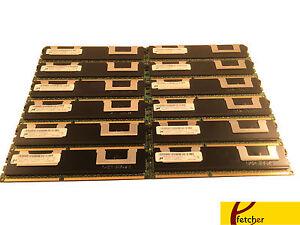 48GB(12X4GB) HP PROLIANT DL320 G6 DL360 G6 DL360 G7 DL370 G6 DL380 G6 Memory Ram
