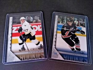 2005-06 UPPER DECK YOUNG GUNS SERIES 1 & 2  FINISH YOUR SET YOU PICK