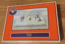 LIONEL 6-14219 ICE RINK - O Gauge Ice Skaters