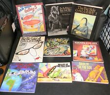 Vintage 9 Book Lot of The Far Side Books by Gary Larson