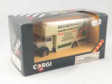 CORGI CLASSICS C953/7 BEDFORD O SERIES PANTECHNICON VAN TRUCK LORRY CAMP HOPSON