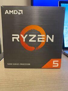 AMD Ryzen 5 5600X Desktop Processor