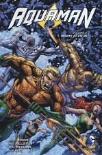 Aquaman N° 4 - Morte di un Re - New 52 Limited - RW Lion - ITALIANO NUOVO