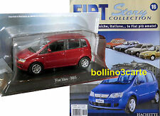 FIAT IDEA (2003) - FIAT Story Collection n. 16 - 1/43
