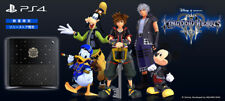 KINGDOM HEARTS Ⅲ EDITION PlayStation 4 Limited design Top Cover Only Japan