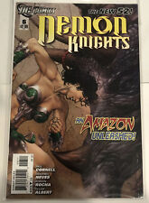 Demon Knights #6 New 52 DC Comic