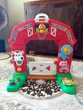 Fisher Price Laugh & Learn Learning Farm-All Accessories Included!! 6-36 Months