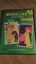 Madelines Dog Stories (DVD, 2003) RESCUE & THE DOG SHOW