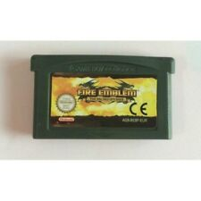 Fire Emblem The Sacred Stones  GBA Game Boy Advance SP Nintendo DS EURO VERSION