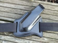 Made to Order, Leather MultiPlier Multitool, Forward Carry Sheath For Gerber.