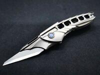 Rike knife - Alien 1 (Free a blade) / Blade: N690CO /Handle: 6AL4V Titanium