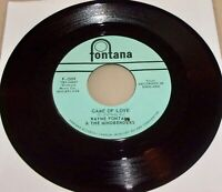 """Game of Love by Wayne Fontana & the Mindbenders (Vinyl 7"""") NM"""