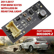 For BMW X3 F25 2011-2017 LED Tail Light Repair REPLACEMENT Driver Chip Board