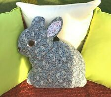 Beartrix Rabbit Floral Cushion Outdoor Garden Sofa Childs Room Animal Lover Gift