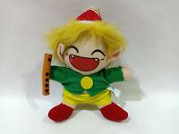 "Puyo Puyo Panotty Johnny Flute Plush Doll Toy UFO Compile Sega 1995 Japan 7.5"""