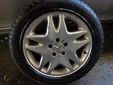 MERCEDES CL500 W220 W215 ALLOY WHEEL AND MICHLLEN TYRE 225/55 R17 2204010202