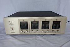 Accuphase digitale Frequenzweiche DF-35 mit A12-U1 alle 4 Kanäle bestückt
