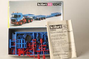 Kibri H0 1:87 10342 Schmidbauer KG Camion Lourd Jamais-Assemblé IN Ovp (181464)