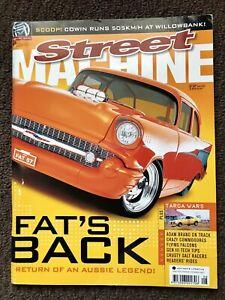street machine magazine August 2002