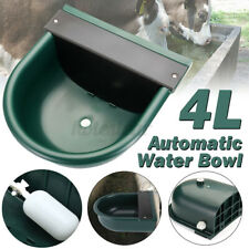 4L Float Bowl Automatic Water Feeder/Drinker Feeding Pet Animal Horse/Pony/Cow