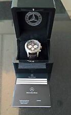 Mercedes-Benz Wristwatches with 12-Hour Dial