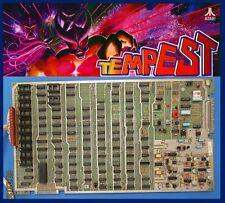 Arcade,Coin Operated, Amusement, Atari, Tempest, Analog PCB, A037383-01 Board