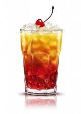 6 Longdrinkgläser 320ml Geriffelt Wassergläser Saftgläser Gläser Cocktailgläser