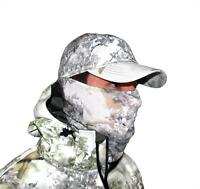 King's Camo Head and Neck Hood Gaiter Snow Shadow Hunting Mask