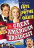 The Great American Broadcast - Alice Faye, John Payne - 1941 DVD - Thinpak case