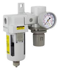 "PneumaticPlus Compressed Air Filter Regulator 3/4"" NPT SAU4020M-N06G R"