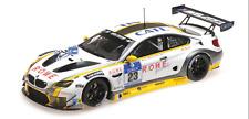 1:18 BMW M6 n°23 Nurburgring 2016 1/18 • MINICHAMPS 155162623