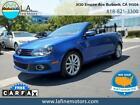 2012 Volkswagen Eos Komfort 2012 Volkswagen Eos Komfort 69082 Miles Blue Convertible 2.0L L4 DOHC 16V Automa