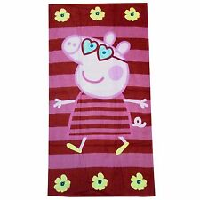 Children's Peppa Pig Toilet Towels and Flannels
