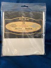 Mcg Textiles Linen For Cross Stitch 100% Linen 32 Linge