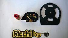 Manometro Termometro Temperatura Acqua Modifica Fiat 128 2° Tipo 1974 Veglia