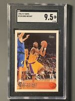 1996 Topps #138 Kobe Bryant Rookie SGC 9.5 Los Angeles Lakers HOF Nice* 🔥