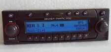 BECKER TRAFFIC PRO BE 4725 CAR CD MP3 RADIO GPS NAVI VW AUDI SEAT SKODA