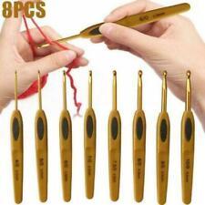 Juego de agujas de croché