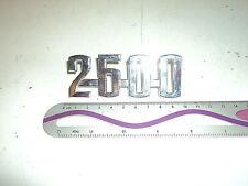 Commer 2500 Van Badge NOS