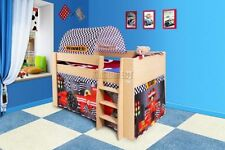 Pine Mid Sleepers Bases for Children