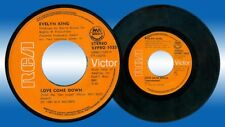 Philippines EVELYN KING Love Come Down 45 rpm Record