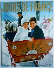 ►JDF 429/1963-FRANCINE & SACHA DISTEL-SERENA VERGANO-GRACE KELLY-JACKIE KENNEDY